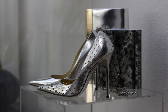 Jimmy Choo Showroom – Cruise Collection