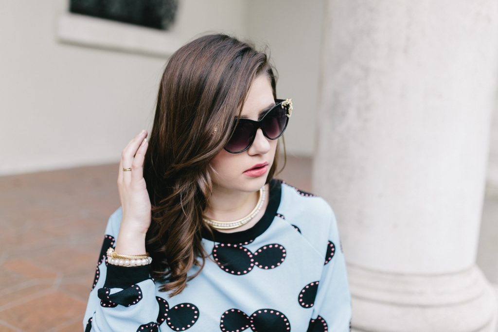 Mickey Mouse Sweater Outfit