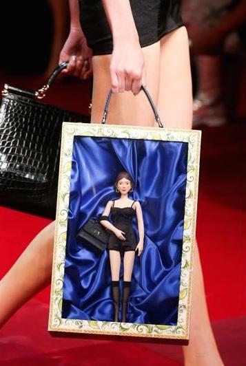 Dolce & Gabbana Puppen für große Mädchen