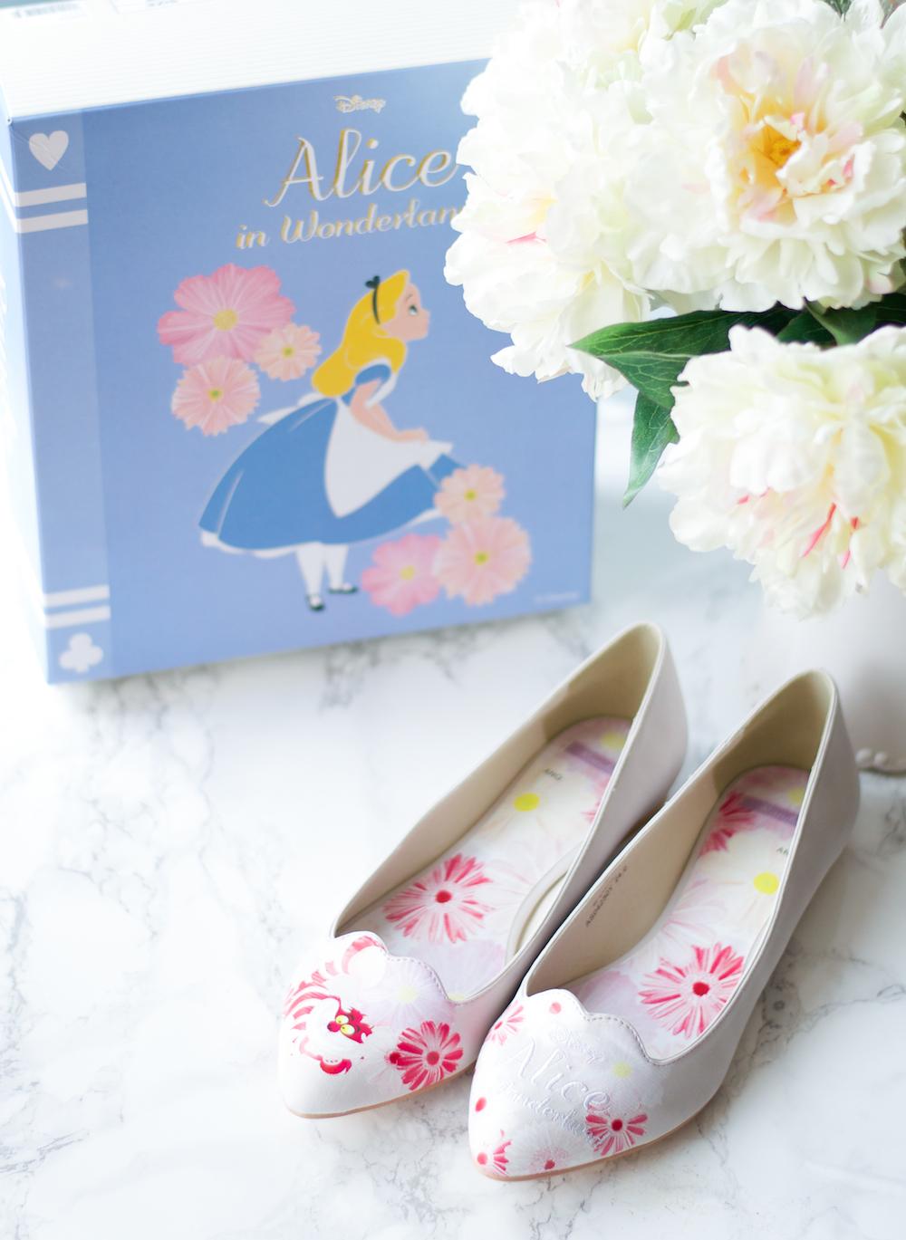 Alice in Wonderland Shoe Haul