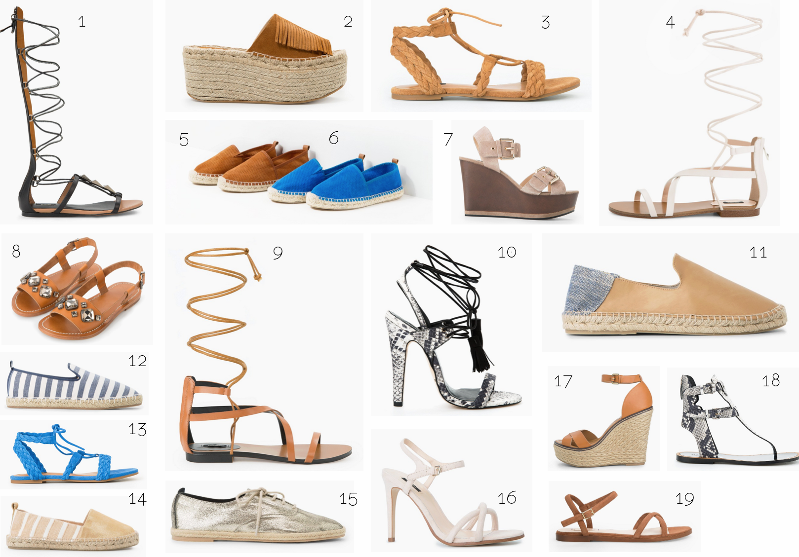 Shopping Tipp – #Summershoes