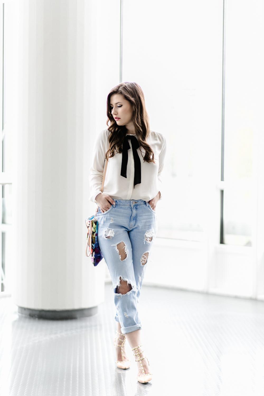 Boyfriend Jeans & Disney
