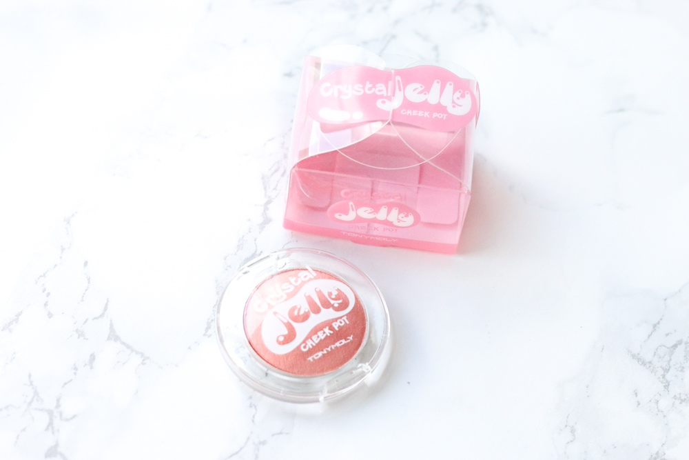 Crystal Jelly Cheek Pot – Tony Moly