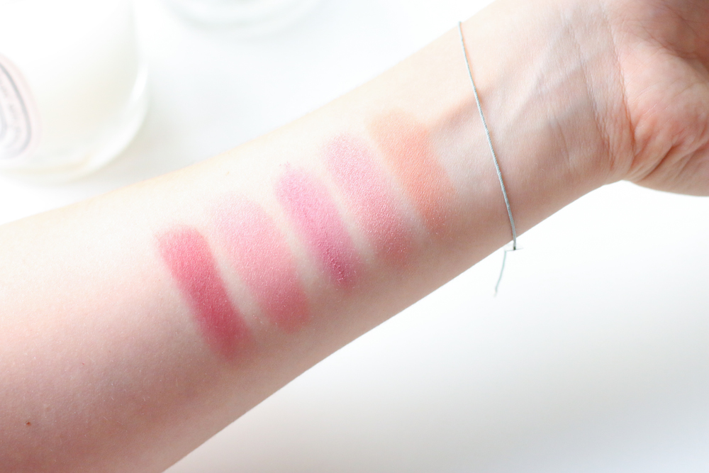 Mac-Blush-Rouge-Swatches