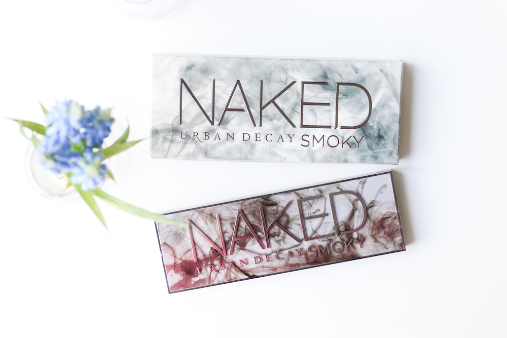Naked Smoky Swatches & Review Urban Decay
