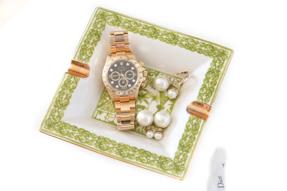 goldene-rolex-dior-perlenohrringe-ring-high-end-blogger