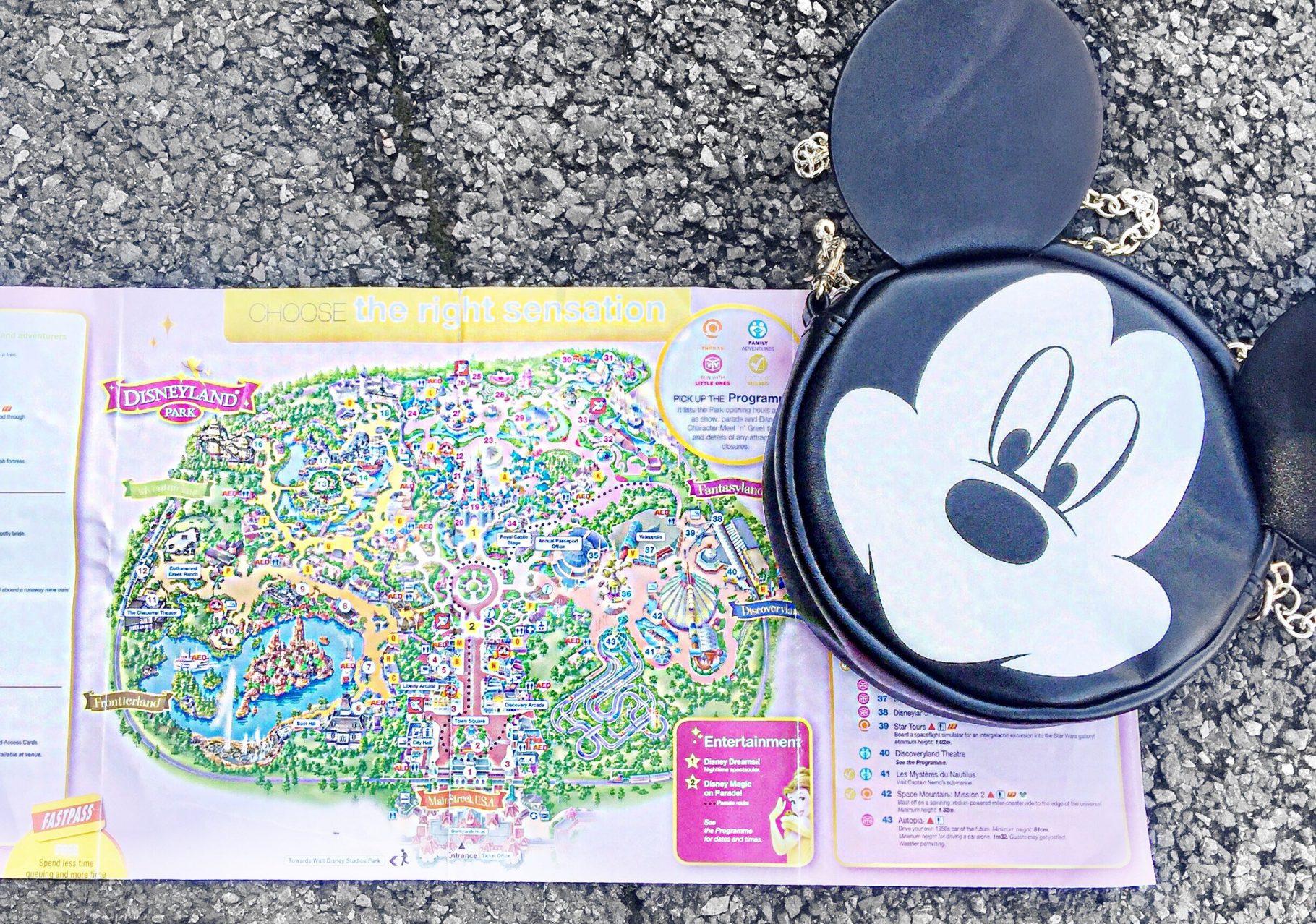 Disneyland Paris mit Travador