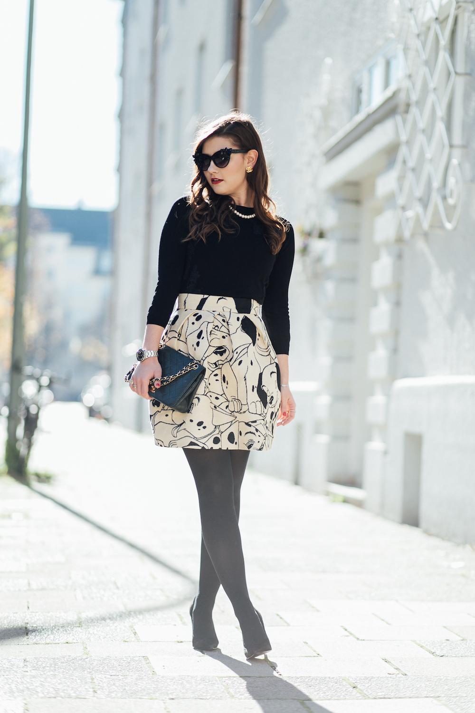 sara-bow-disney-outfit-dalmatiner