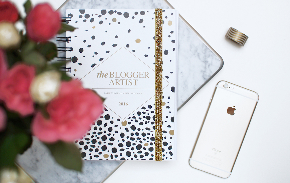 The Blogger Artist Kalender 2016