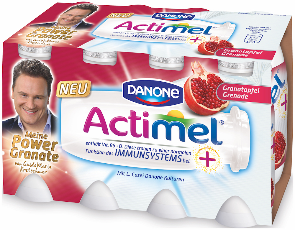 ACTIMEL_Guido Power Granate_Pack Shot
