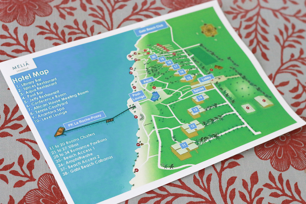 melia-resort-map-guide
