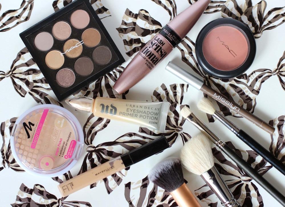 Bloggertalk-Die-Makeup-Grundausstattung