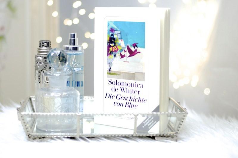 Die Geschichte von Blue – Solomonica de Winter