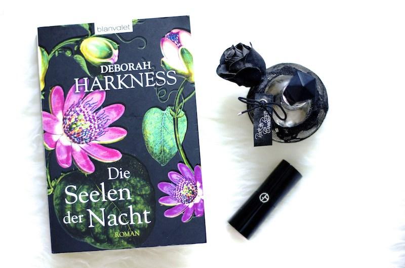 Die Seelen der Nacht &#8211; <em>Deborah Harkness</em>