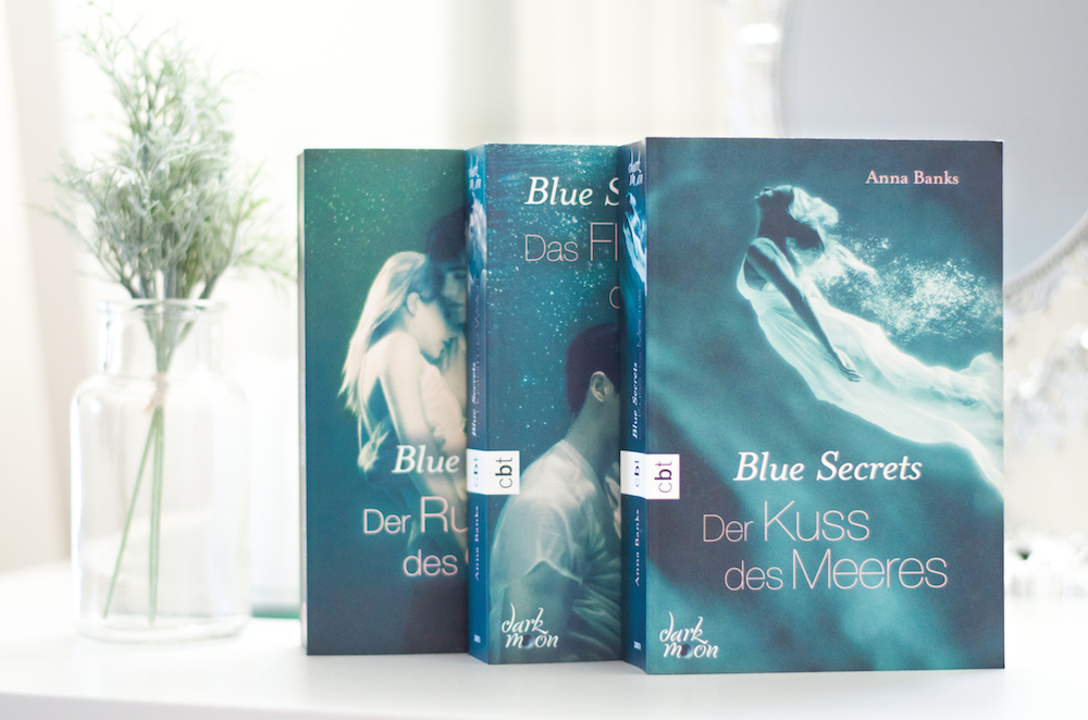 Blue Secrets <em>Trilogie</em>