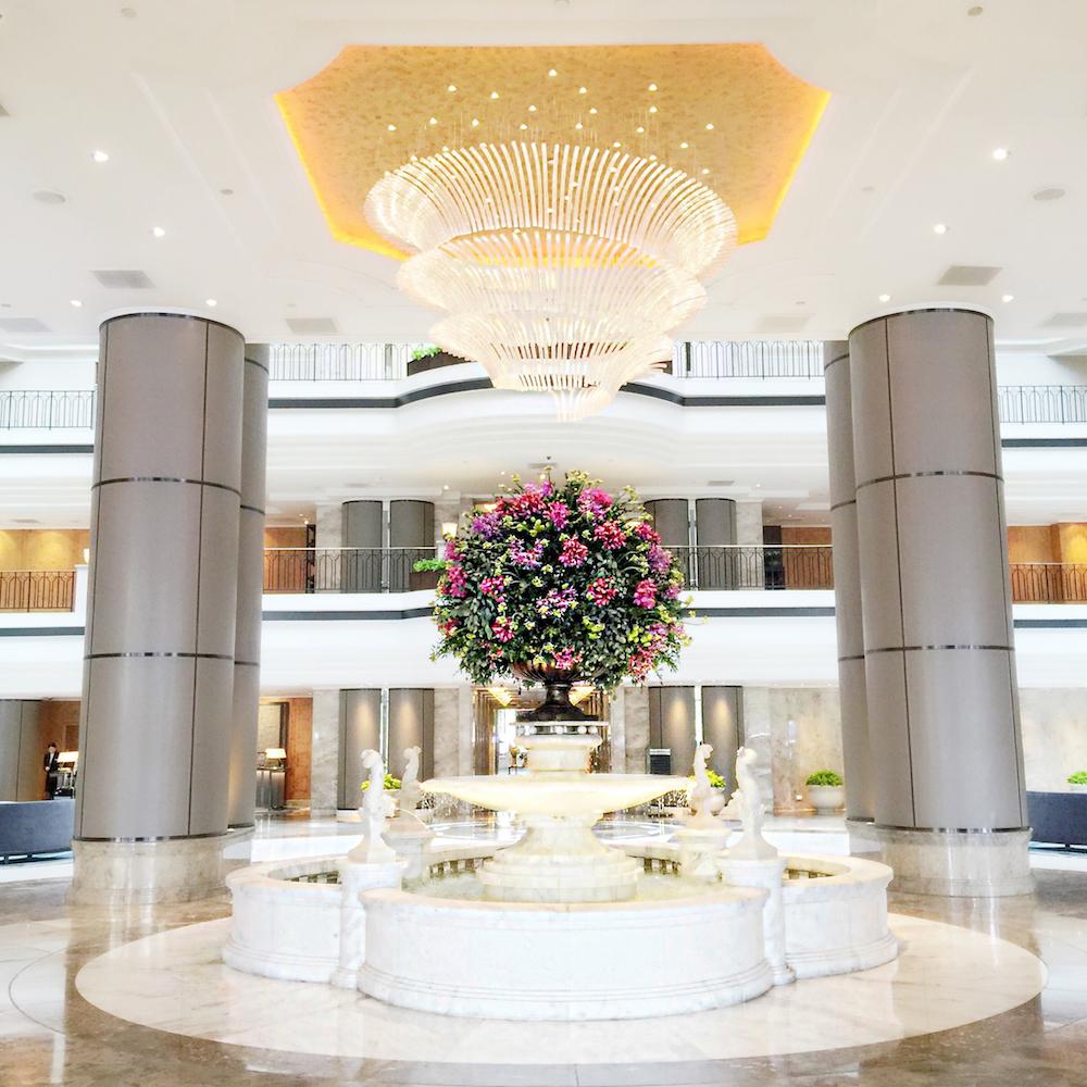 Grand Hyatt Hotel <em>Taipei, Taiwan</em>