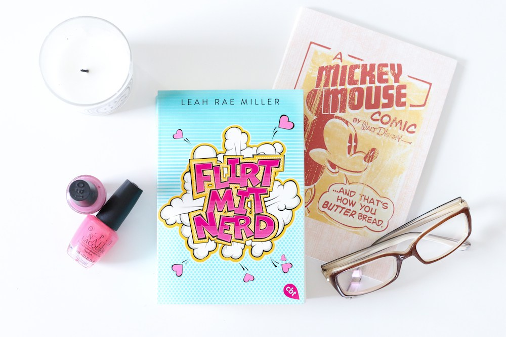 Flirt mit Nerd &#8211; <em>Leah Rae Miller</em>