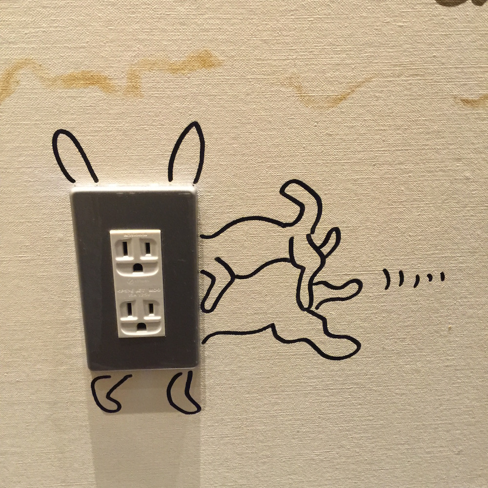 park-hotel-artist-tokyo-rabbit-drawing