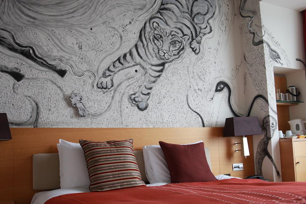 Park Hotel Tokyo – <em><strong>Zodiac</strong> Artist Room</em>
