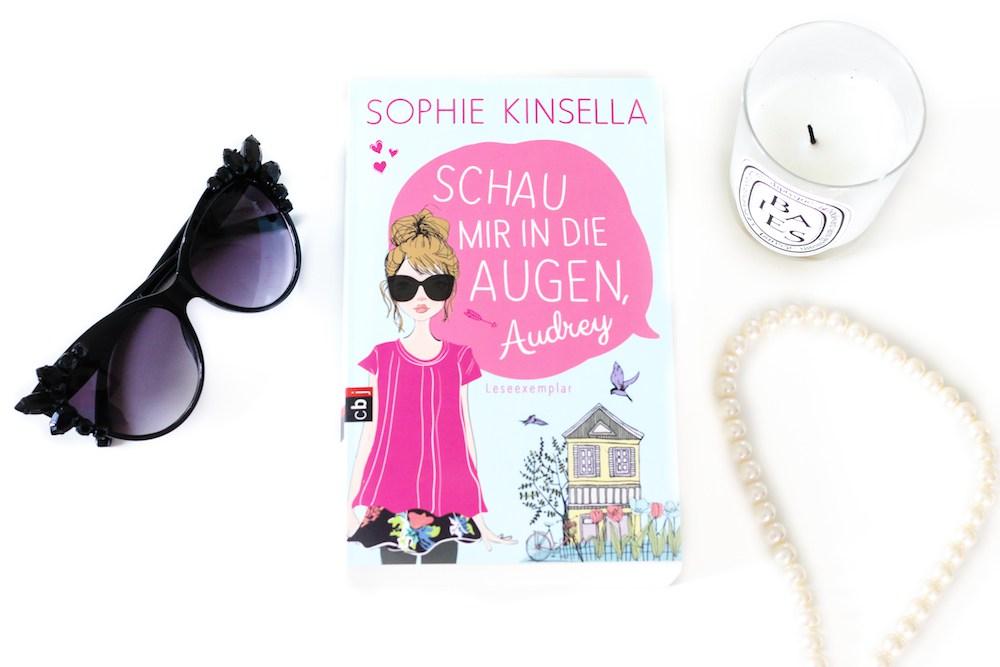Schau mir in die Augen Audrey – <em>Sophia Kinsella</em>