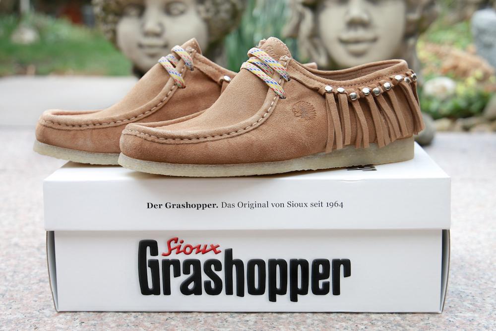 Sioux <em>Grashopper</em>