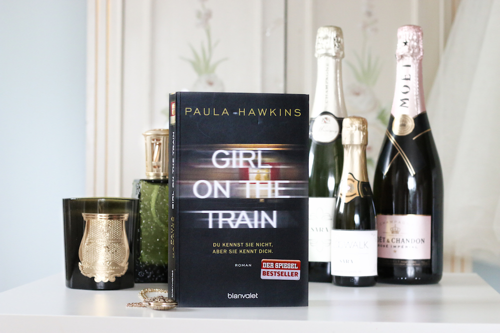 Girl on the train – <em>Paula Hawkins</em>