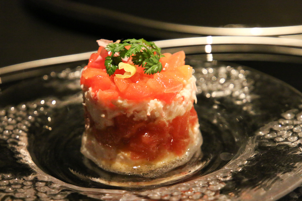 vorspeise-krabben-kuchen-lobster-shang-ri-la-sushi