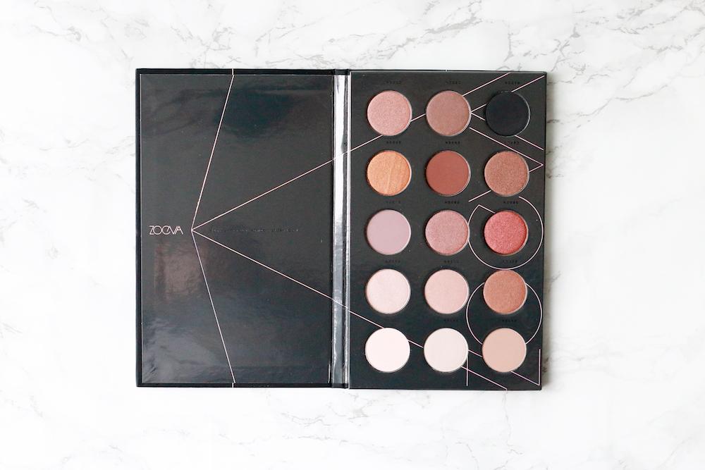 Zoeva Nude Palette Test und Erfahrungen