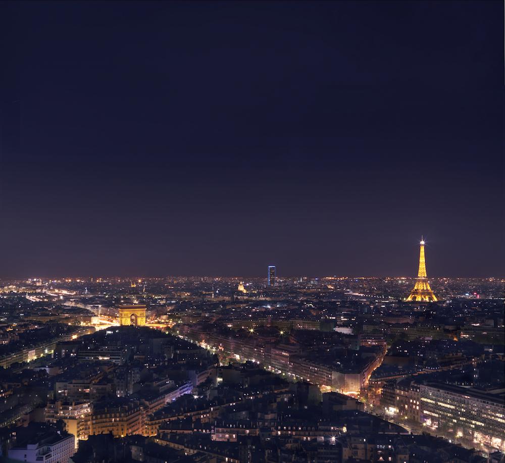 Hyatt Regency Paris Etoile_Aussicht