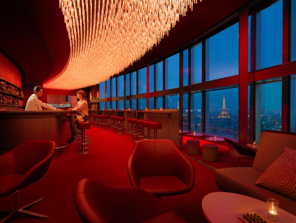 Hyatt Regency Paris Etoile_Bar la Vue