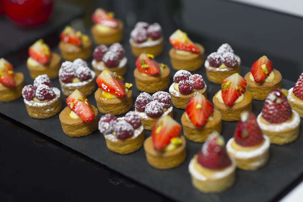 Hyatt Regency Paris Etoile_Buffet