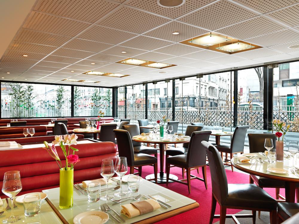 Hyatt Regency Paris Etoile_Restaurant_Lafayette