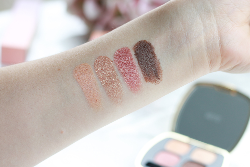 bareMinerals-lidschatten-Palette-lovescape-the-instant-attraction-swatches-auftrag-review