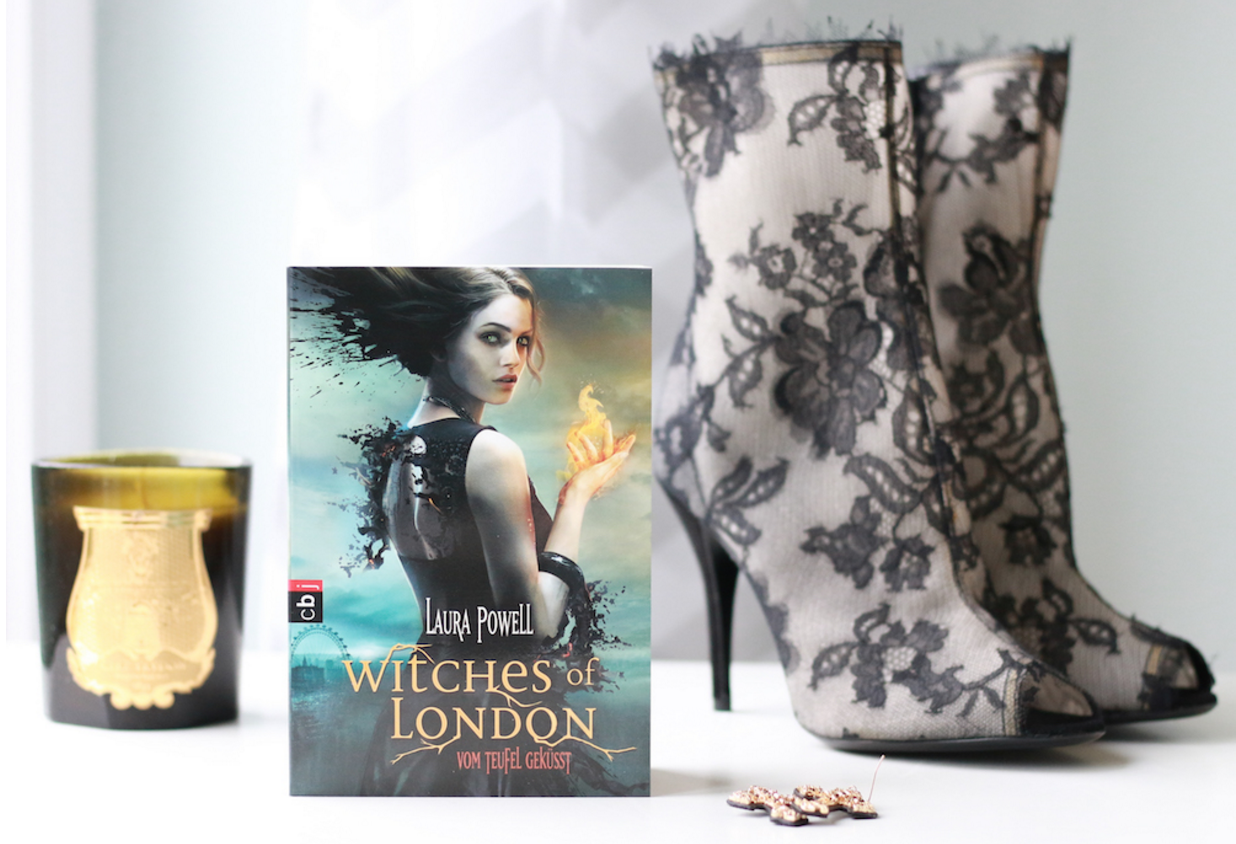 <strong>Witches of London</strong> &#8211; Laura Powell