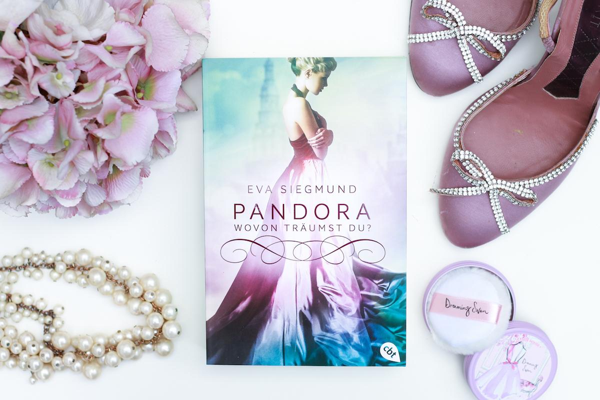 <strong>Pandora</strong> &#8211; <em>Wovon träumst du</em> |Eva Siegmund