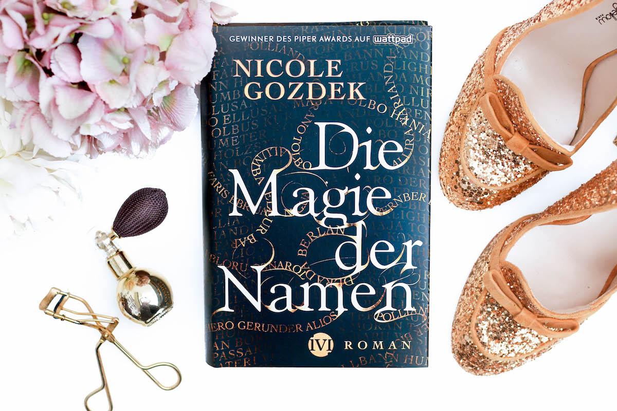 Die Magie der Namen – Nicole Gozdek