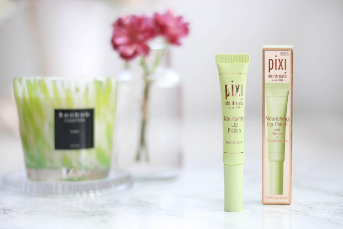 Nourishing Lip Polish – Lippenpeeling aus der Tube