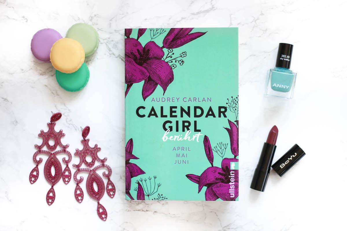 Calendar Girl Band 2 – Berührt | Audrey Carlan