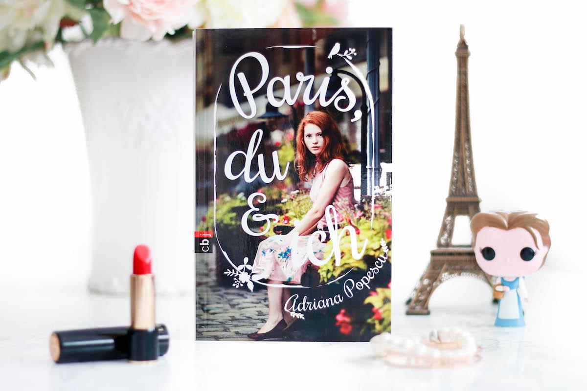 Paris, du und ich | Adriana Popescu