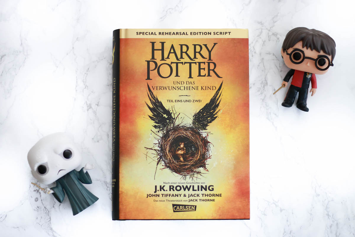 Harry Potter und das verwunschene Kind   Rezension + XXL Gewinnspiel