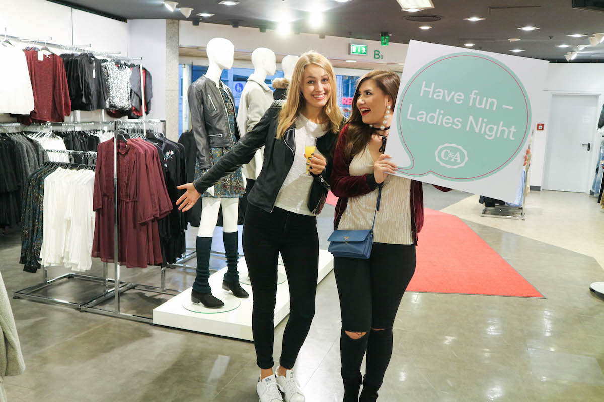 C&A Ladies Night | Stuttgart