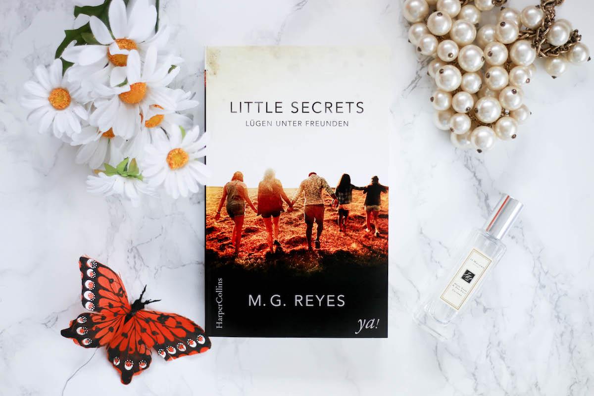 Little Secrets – Lügen unter Freunden | M. G. Reyes