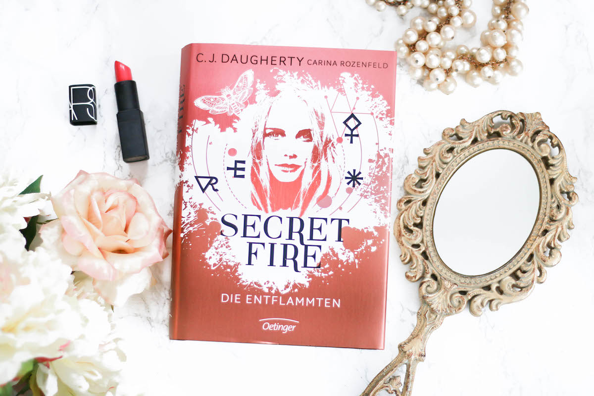 Secret Fire – Die Entflammten | C. J. Daugherty
