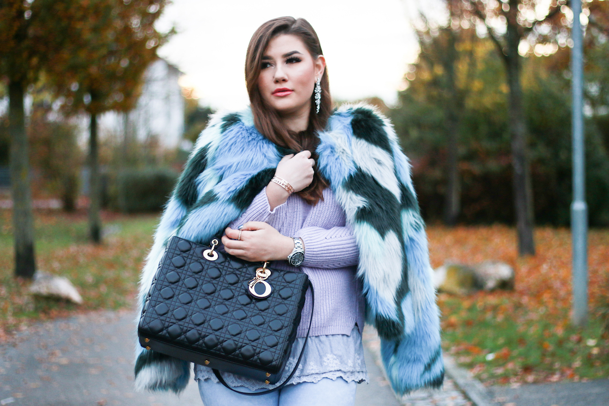 Outfit mit UGG Boots