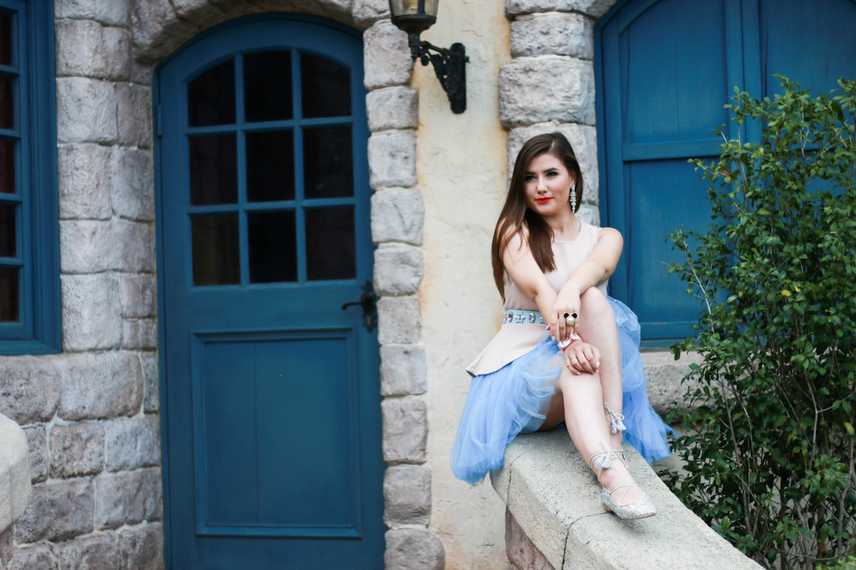 Mein Disneyland Paris Princess Outfit