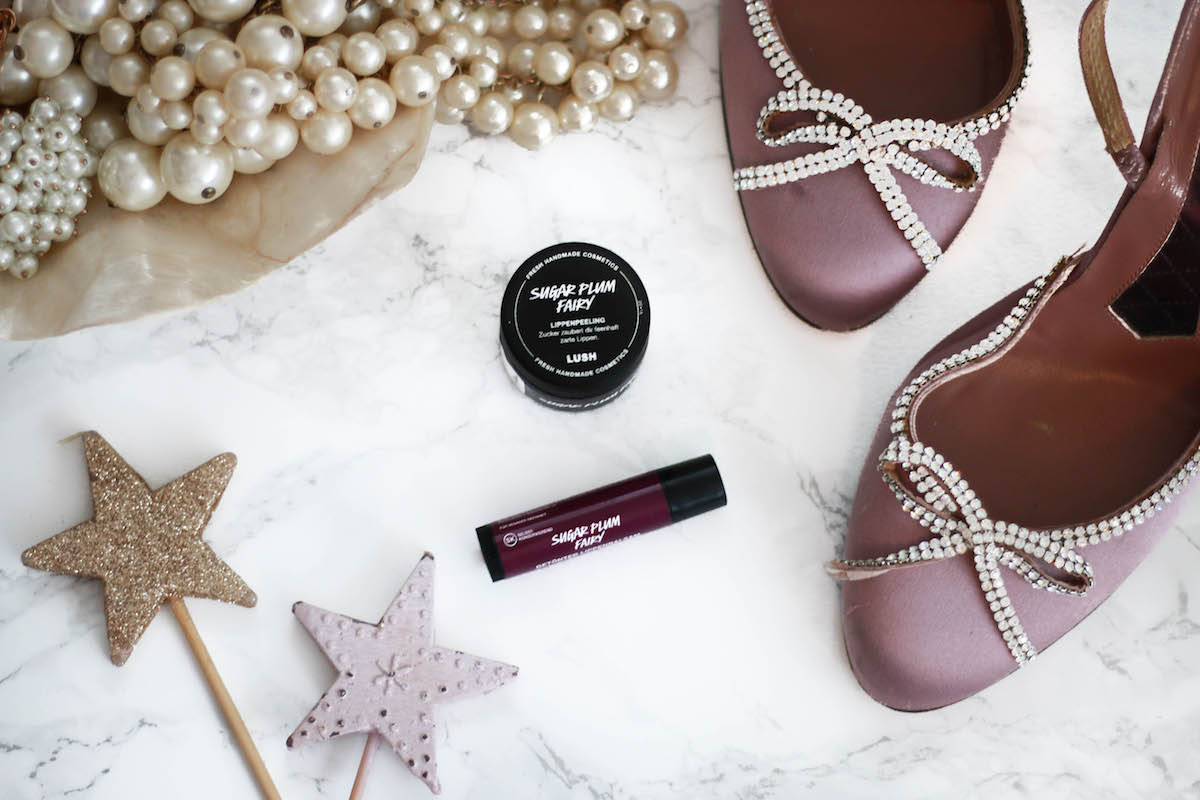 Lush Sugar Plum Fairy Lippenpflege
