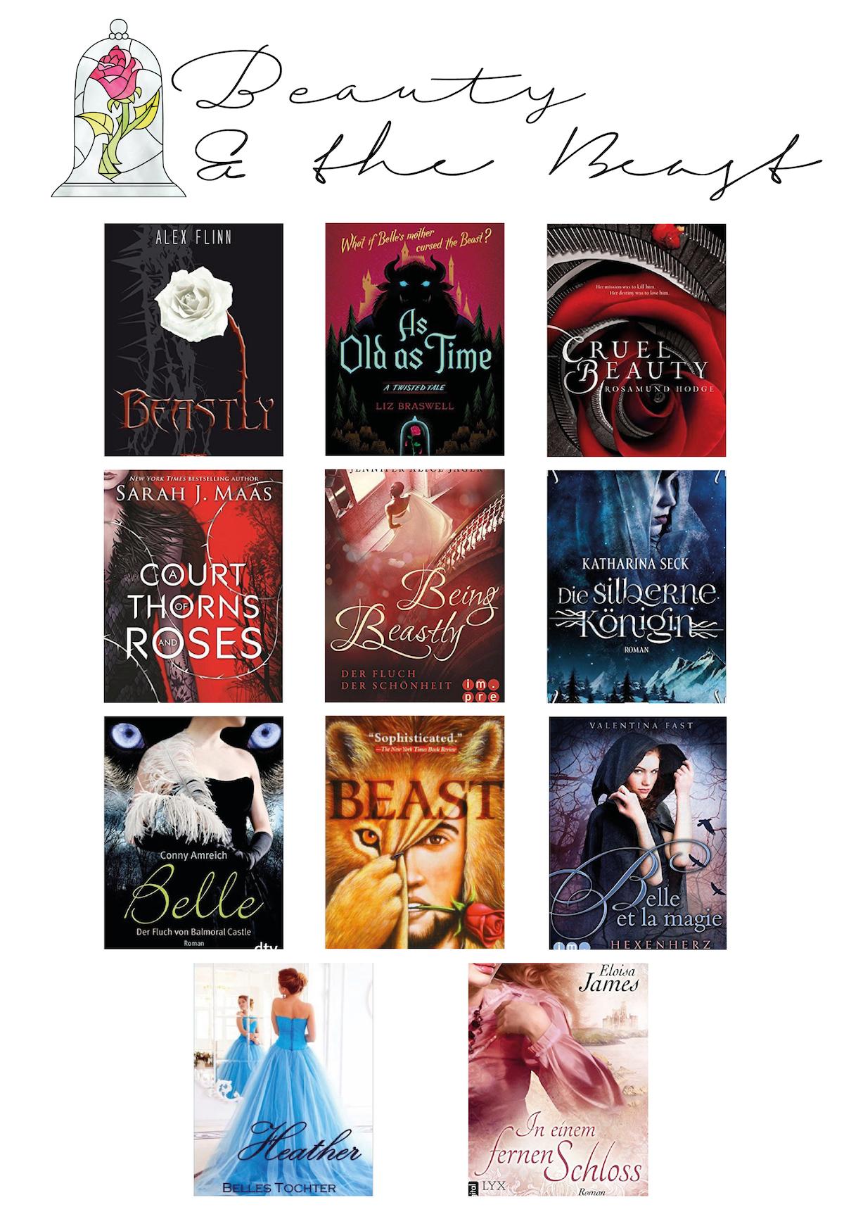 Ähnliche Bücher wie Die Schöne und das Biest - Märchenadaption
