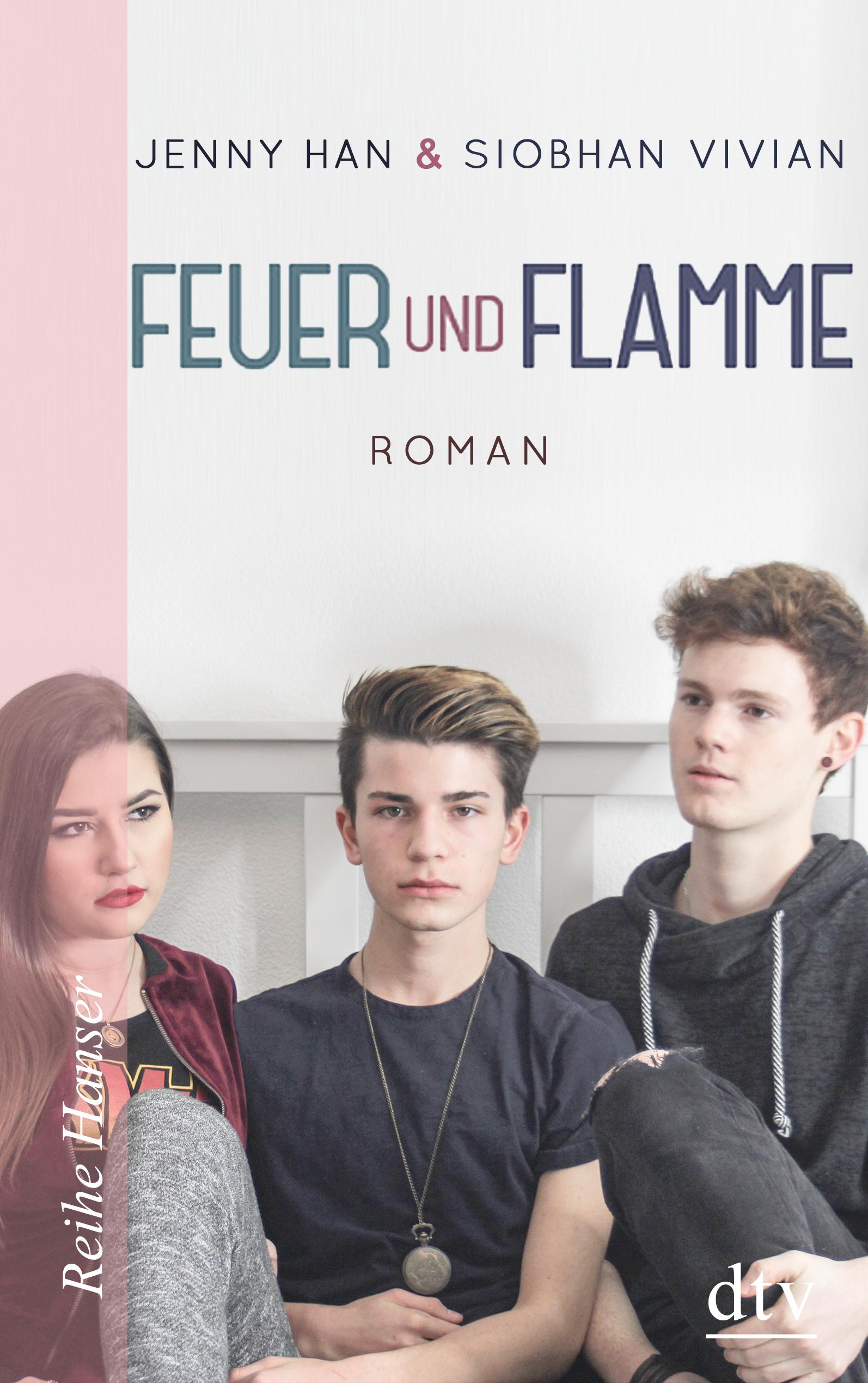 Feuer und Flamme Cover von Jenny Han