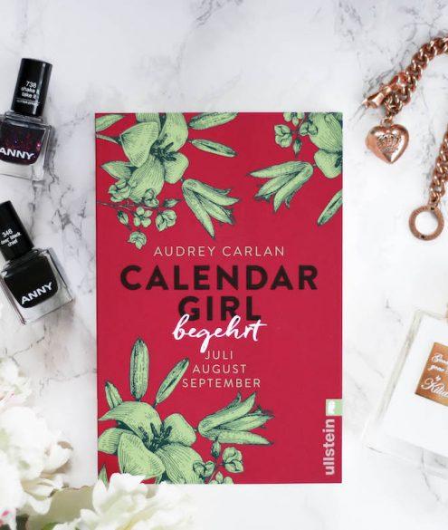 Calendar Girl band 3 begehrt von Audrey Carlan