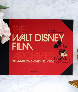 The Walt Disney Film Archives Buch | Rezension